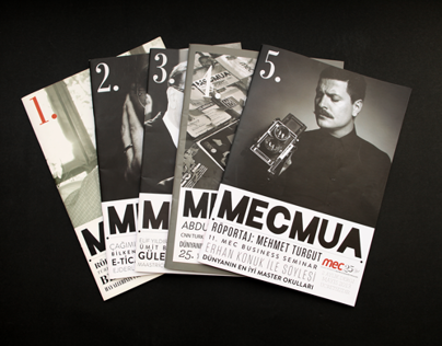 MECMUA- Magazine Design