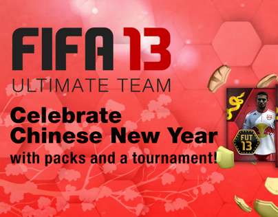 Chinese New Year FIFA EA SPORTS