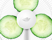Dove Go Fresh • cucumber