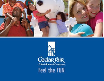 Cedar Fair Overview Brochure