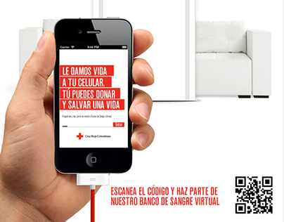 Red Cross - Dale vida a tu celular