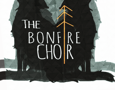 LOGO / the bonfire choir