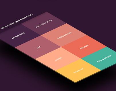 TriplAgent Mobile Design