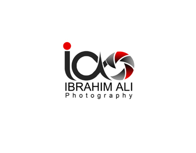 ibrahim ali logo Designed by ahmed esmat