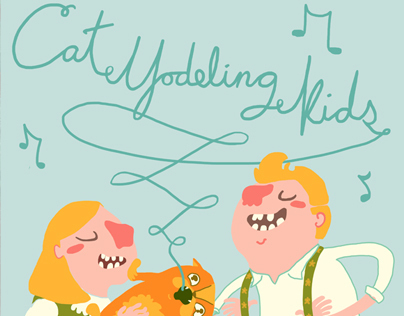Cat Yodeling Kids