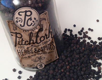 PitchCork Bottled Herbs & Spices | Student | 2013