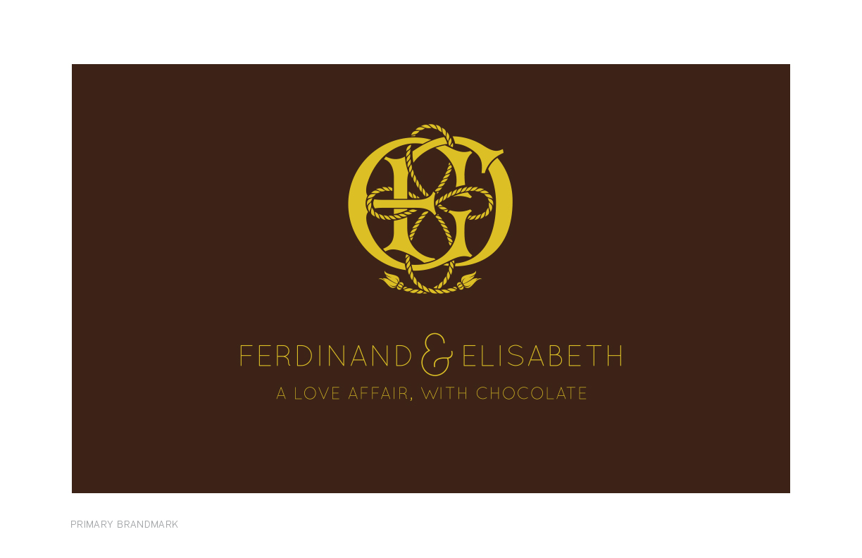 Ferdinand & Elizabeth, A Love Affair, With Chocolate