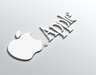 Apple logo!!