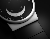 KUU. Analogical Watch