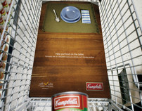 Campbells Soup Print/Outdoor
