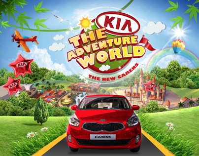 Kia (New Carens) event