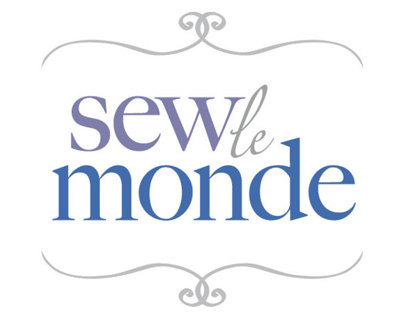 Sew Le Monde Branding