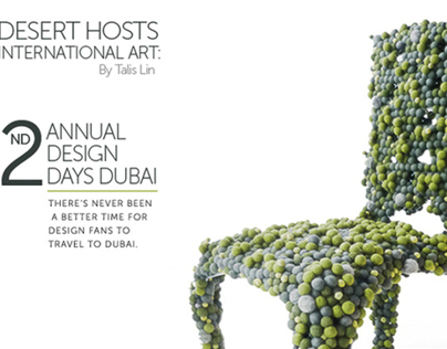 Design Days Dubai 2013