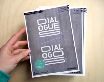 Invitations for Dialogues/Diálogos Exhibition