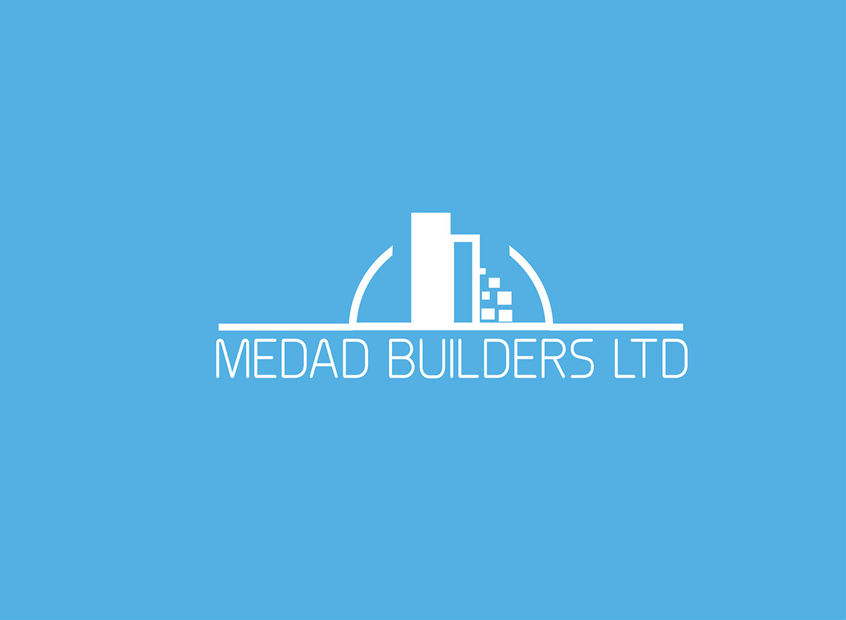 Medad Builders Ltd Branding