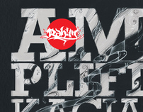 Rah!m AMPLIFIKACJA - CD cover