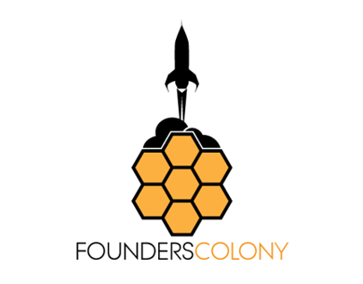 Founders Colony: Logo & Business Card