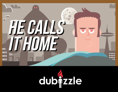 He Calls It Home Dubizzle Digital Campaign