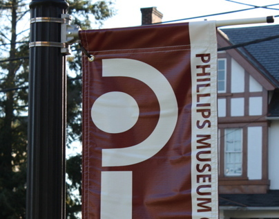 Phillips Museum of Art Banner