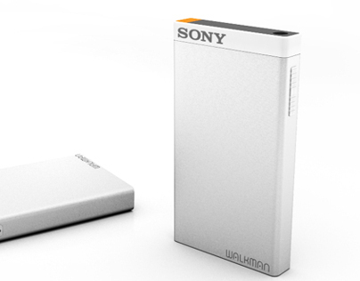 Sony Walkman Concept
