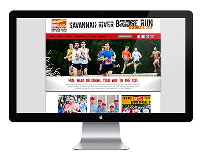 Savannah River Bridge Run Website