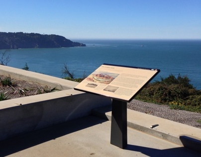 Presidio Interpretive Waysides