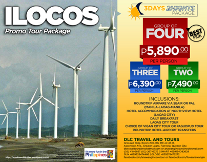 DLC Travel and Tours ADS Design 2