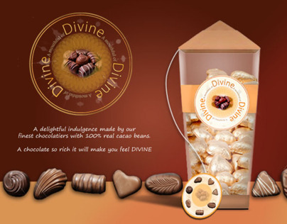Chocolate Advertising Campaign