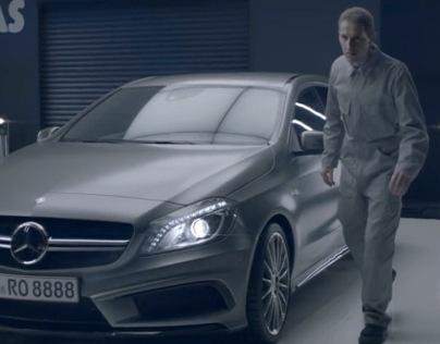 Petronas + Mercedes AMG = The Ride