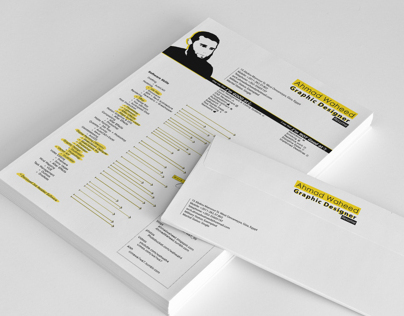 Graphic Designer Resume - 2013-05-31