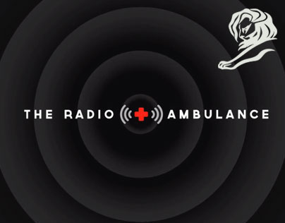 THE RADIO AMBULANCE