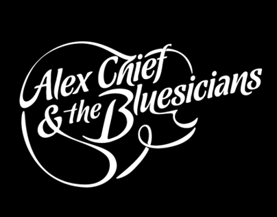 Blues Band Logotype