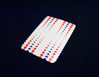 Graphic Playing Cards