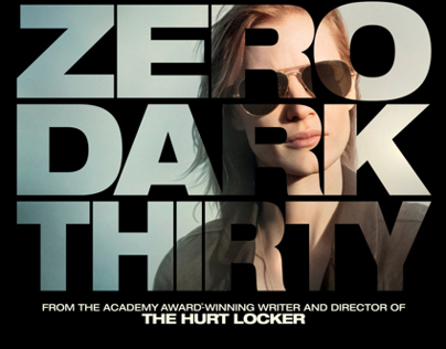 Zero Dark Thirty - Screen Graphics