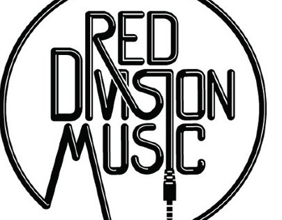 Red Division Music Logo