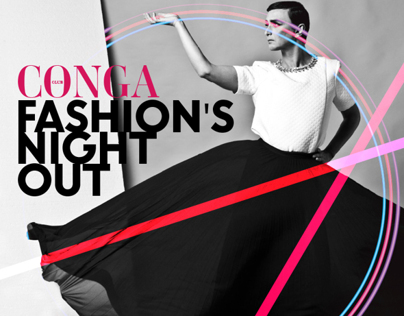 Conga Club - Fashions Night Out