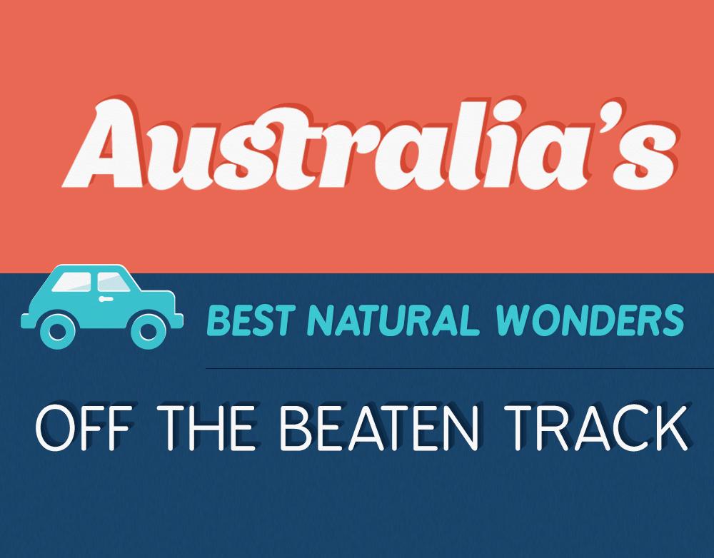 Natural Wonders of Australia / infographics