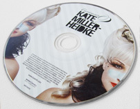 Kate Miller-Heidke Curiouser? album artwork