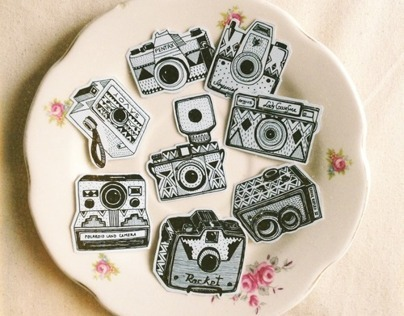 VINTAGE CAMERAS (wallpapers for iPhone or iPod)