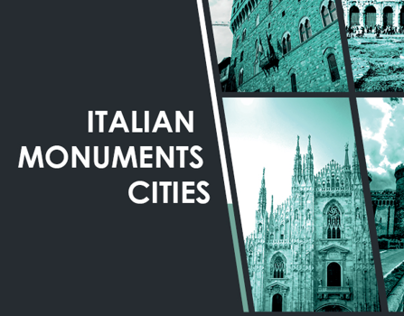 Catalog: Italian monuments cities