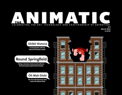 Editoral Design: The Animatic