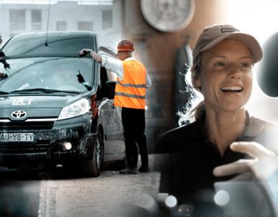 Toyota ProAce Heroes