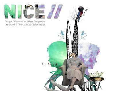 NICE Magazine 09 - The Collaboration Issue