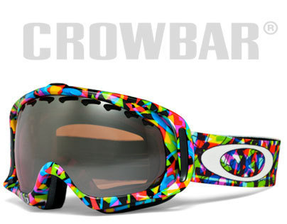 OAKLEY Crowbar Graphics 2010-2011