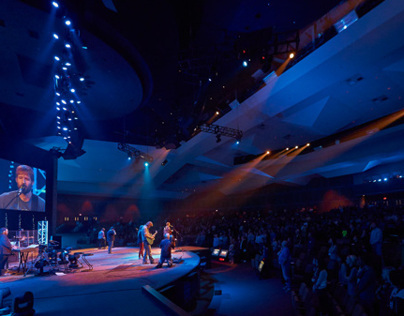 Lake Pointe Church Renovation