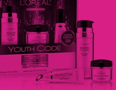 LOréal Paris / Youth Code