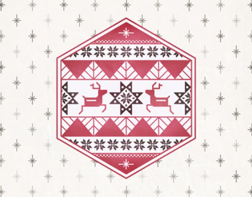 Shape Christmas