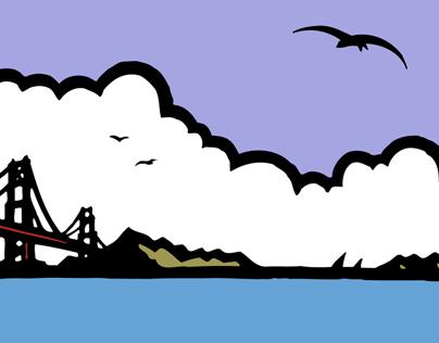 Bay Area Earth Day 2002 logo