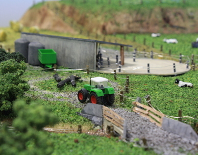 Opus Rural Services Display Models