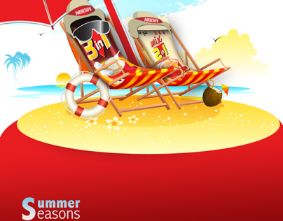 Nescafe seasons - Ramadan &  Summer